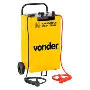 Carregador de Bateria Cbv5200 Bivolt Vonder