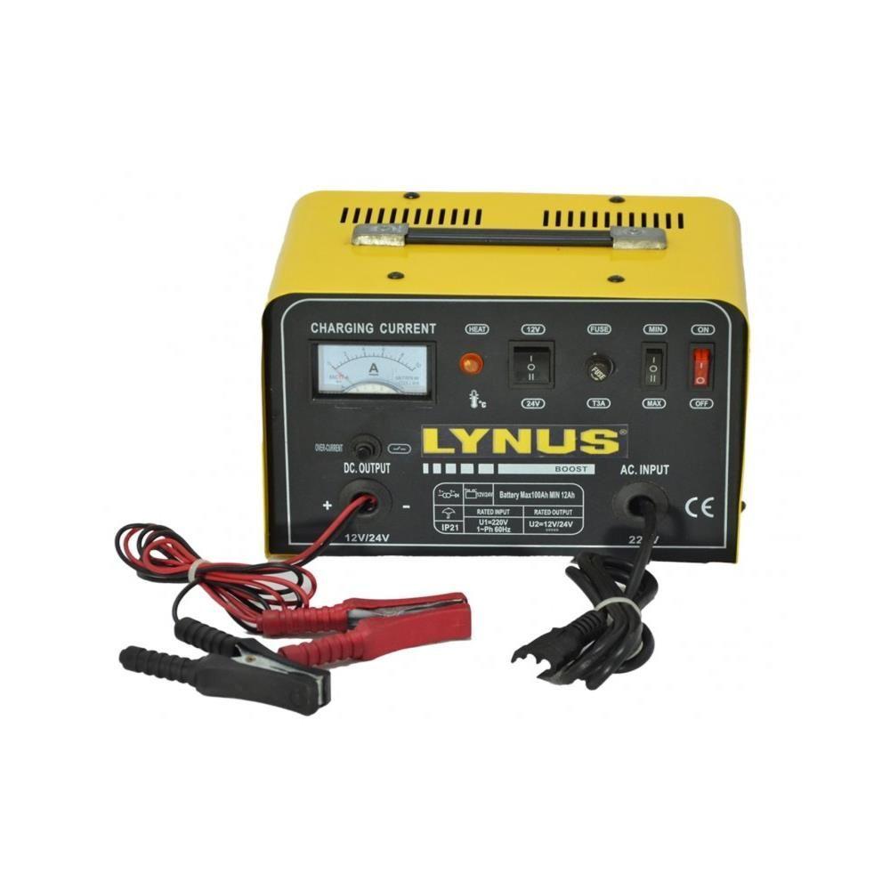 Carregador de Bateria Portatil Lcb-25 - 127v Lynus
