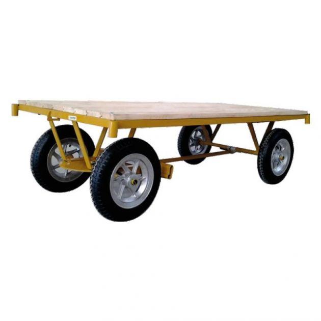 Carrinho Plataforma Mp-600 - 600kg Lynus