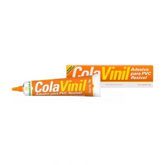 Cola Vinil - 75g Brascola