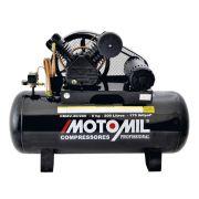 Compressores de Ar Profissional 20 Pés 200 Litros Cmav 20/200 Trifásico Motomil
