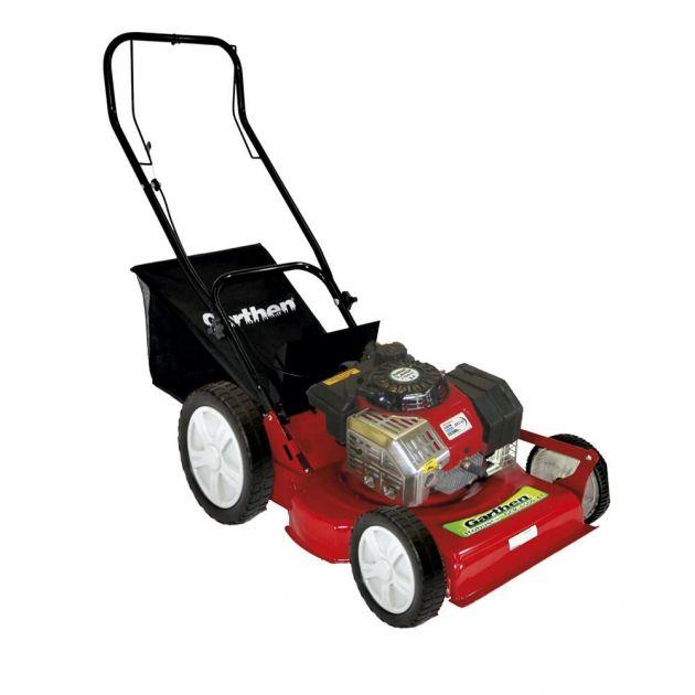 Cortador de Grama A Gasolina Com Recolhedor 2 Tempos 121 Cc Gr-3800c Garthen