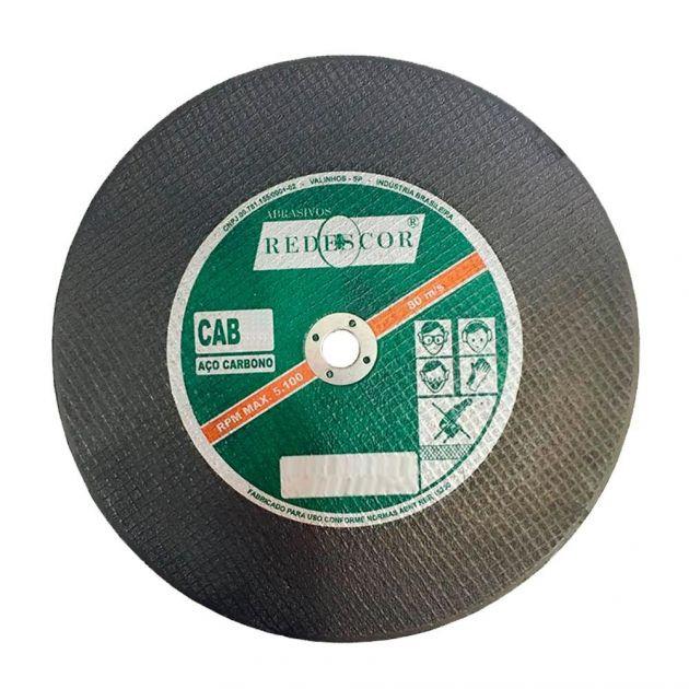 Disco Corte 12 X 2 Tela - Furo 1 - Redescor