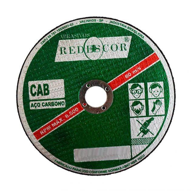 Disco de Corte 7 X 1 Tela - Furo 7/8 - Redescor