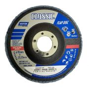 """Disco Flap Classic 4,5"""" - Grão 40 Norton"""