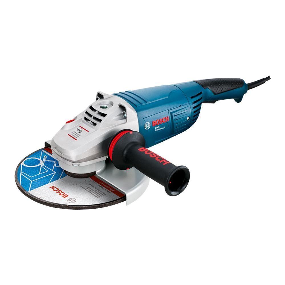 Esmerilhadeira Angular 7 Pol 2200w 18a1 Gws 22-180 Bosch