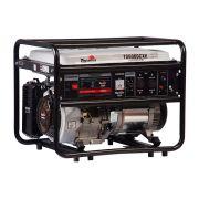 Gerador Gasolina Tg6000cxh 5,5kva 110/220v Partida Manual Toyama