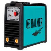 Máquina Inversor de Solda 200a 220v Maxxiarc 200 Balmer Para Eletrodo e Tig (dc)