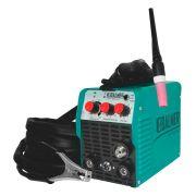 Máquina Inversor de Solda 160a 220v Joy 162 Balmer Para Eletrodo e Tig (dc)