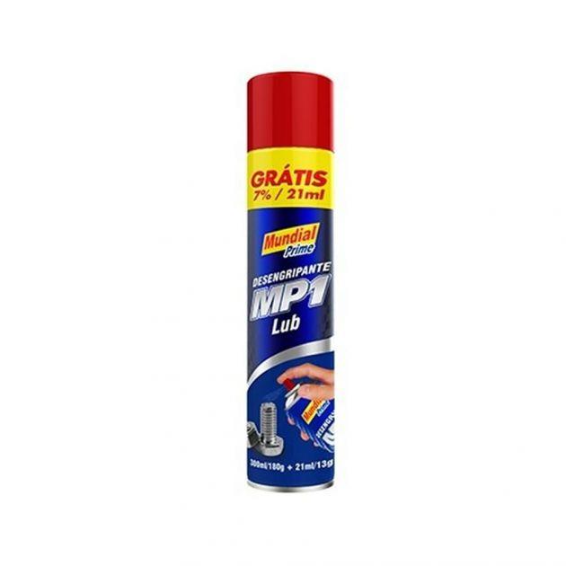 Lubrificante Desengripante Spray Mp1 - 321ml Mundial