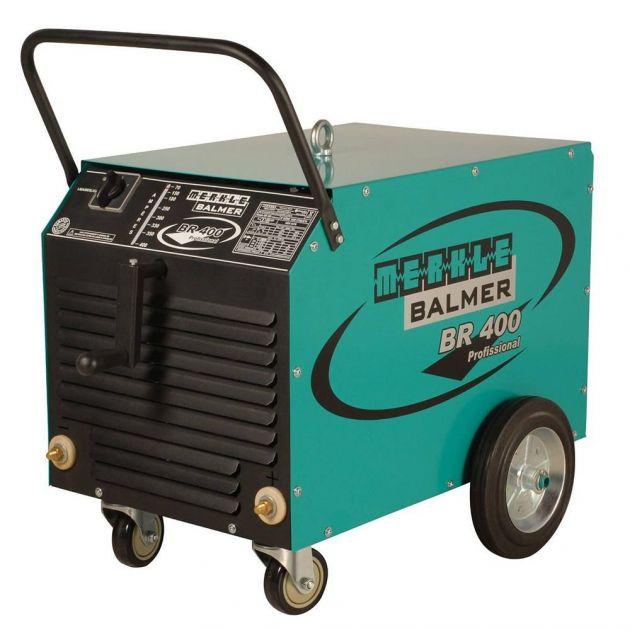 Máquina Retificador Para Solda Br 400 Profissional - Trifásico Balmer