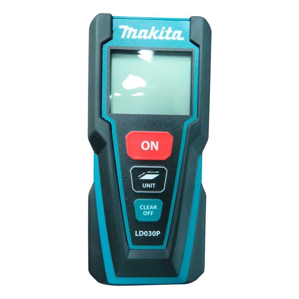 Medidor de Distância A Laser Ld030p - 30 Metros Makita