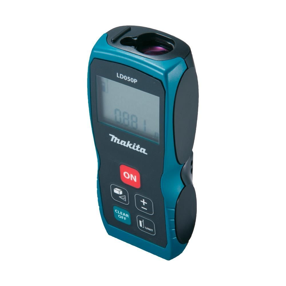Medidor de Distância A Laser Ld050p - 50 Metros Makita
