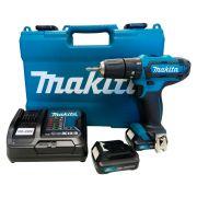 Parafusadeira Furadeira de Impacto 12v A Bateria Hp331dsae Makita