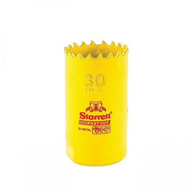 Serra Copo Aço Rápido 30mm - Starrett