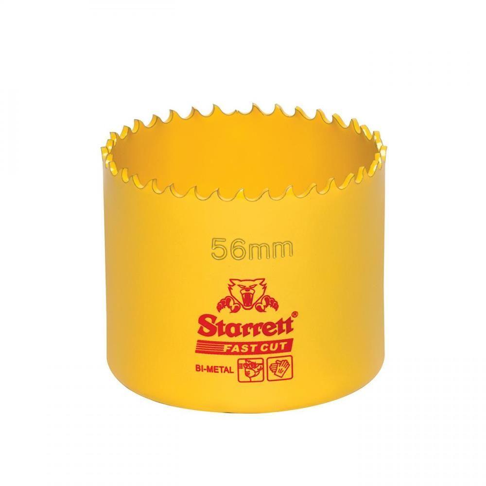 Serra Copo Aço Rápido 56mm - Starrett