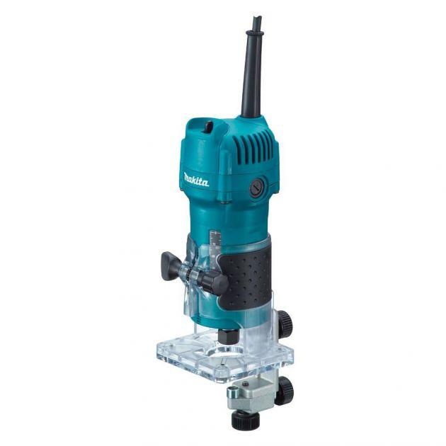 Tupia Elétrica 530w 3709 6mm C/base Articulada Makita